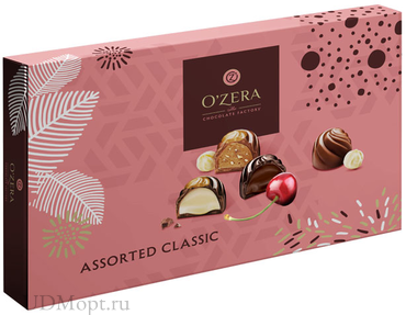 «OZera», конфеты Assorted classic, 200г оптом и в розницу