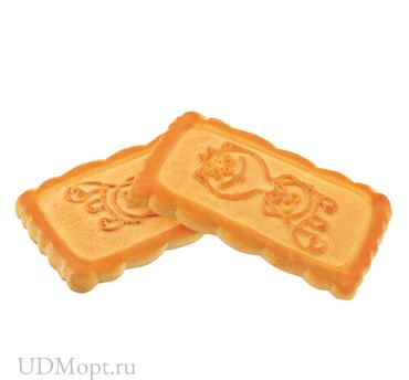 Печенье «Сгущёнка», сахарное (коробка 4,5кг) оптом и в розницу