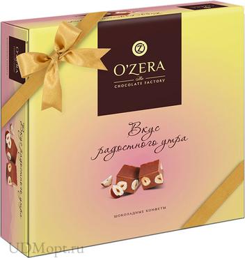«OZera», конфеты шоколадные «Вкус радостного утра», 180г оптом и в розницу