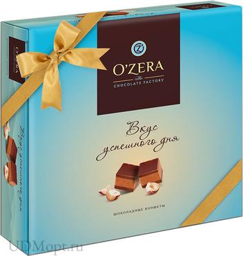 «OZera», конфеты шоколадные «Вкус успешного дня», 195г оптом и в розницу
