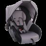 """Детское автомобильное кресло Zlatek """"Colibri"""" гр. 0+ серый КРЕС0183 оптом и в розницу"""