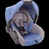 """Детское автомобильное кресло Zlatek """"Colibri"""" гр. 0+ синий КРЕС0184 оптом и в розницу"""