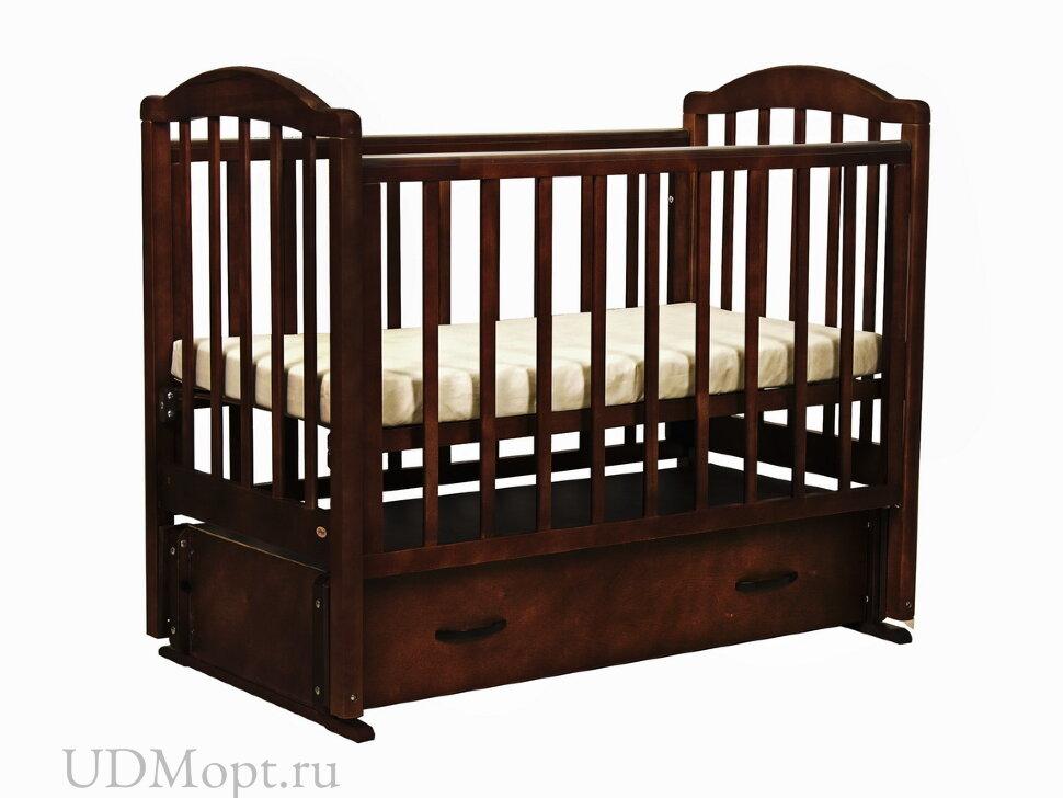 Кровать детская Фея 660 палисандр оптом и в розницу