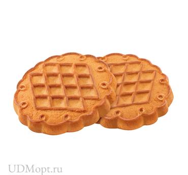 Печенье «Дивная Дарёнка» с топлёным молоком, сахарное (коробка 4кг) оптом и в розницу