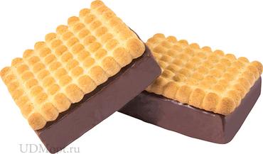 Печенье «Ми-Ни» со сливочным вкусом, комбинированное (коробка 4кг) оптом и в розницу