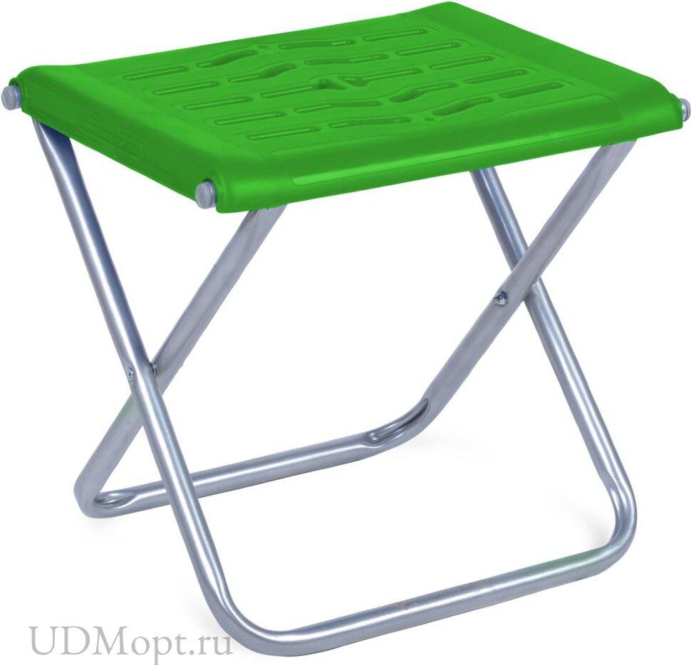Стул походный с пластиковым сиденьем Nika ПСП4 оптом и в розницу