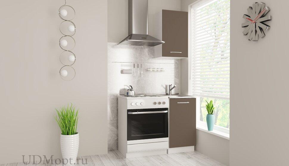 Кухонный гарнитур Polini Home Urban 450, капучино оптом и в розницу