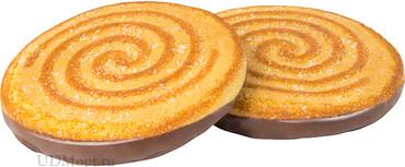 Печенье «Вихарёк» со вкусом апельсина, сахарное (коробка 4кг) оптом и в розницу