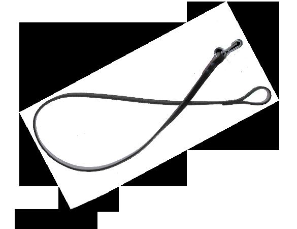 Ремень страховочный 56-ШР-121 / кожа / черный оптом и в розницу