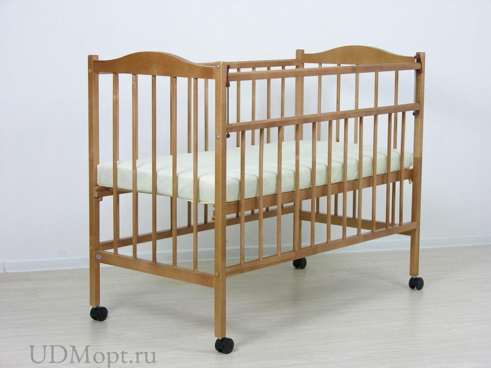 Кровать детская Фея 203 медовый оптом и в розницу