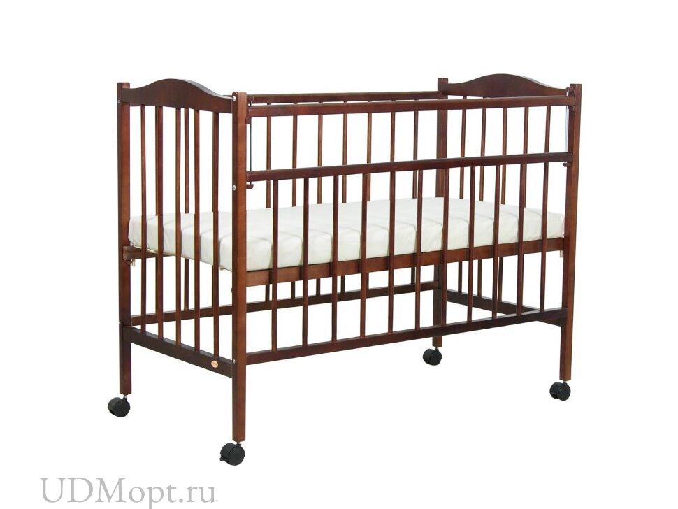 Кровать детская Фея 203 орех оптом и в розницу