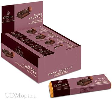 «OZera», шоколадный батончик Dark Truffle, 47г оптом и в розницу
