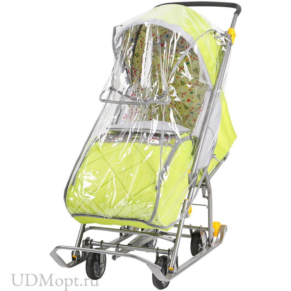 Дождевик для санок и колясок Nika Д1 оптом и в розницу