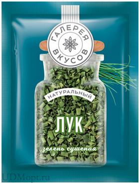 «Галерея вкусов», сушеный зеленый лук, 5г оптом и в розницу