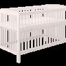 Кроватка детская Polini kids Simple 101, белый  оптом и в розницу