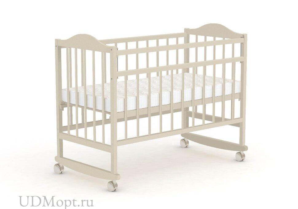 Кровать детская Фея 204 бежевый оптом и в розницу