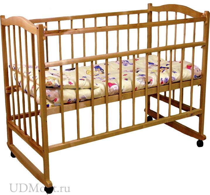 Кровать детская Фея 204 медовый оптом и в розницу