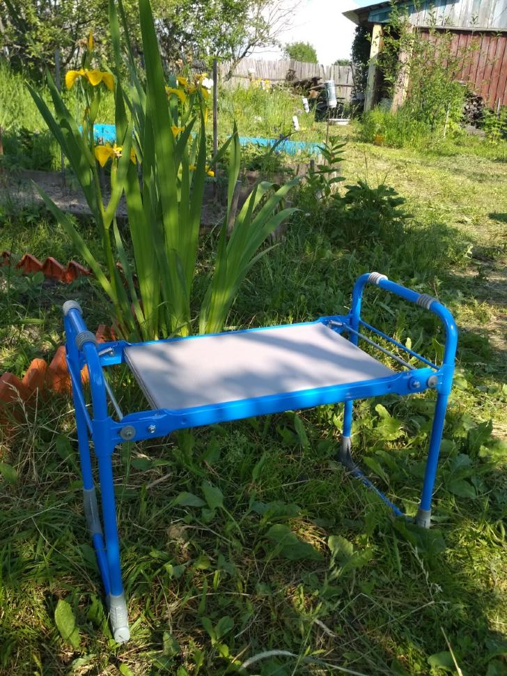 Скамейка перевертыш садовая Nika  оптом и в розницу