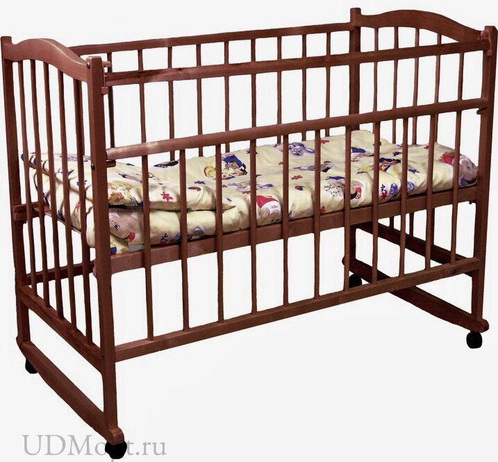 Кровать детская Фея 204 палисандр оптом и в розницу