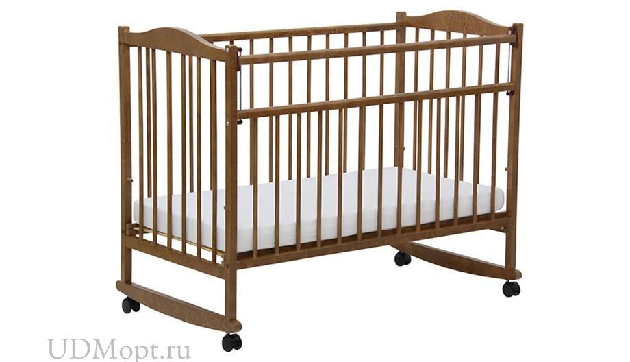 Кровать детская Фея 204 табачный дуб оптом и в розницу