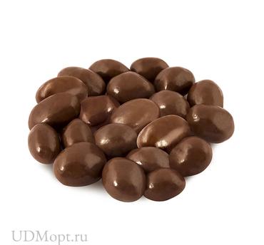 Драже арахис в молочно-шоколадной глазури (коробка 1,5кг) оптом и в розницу
