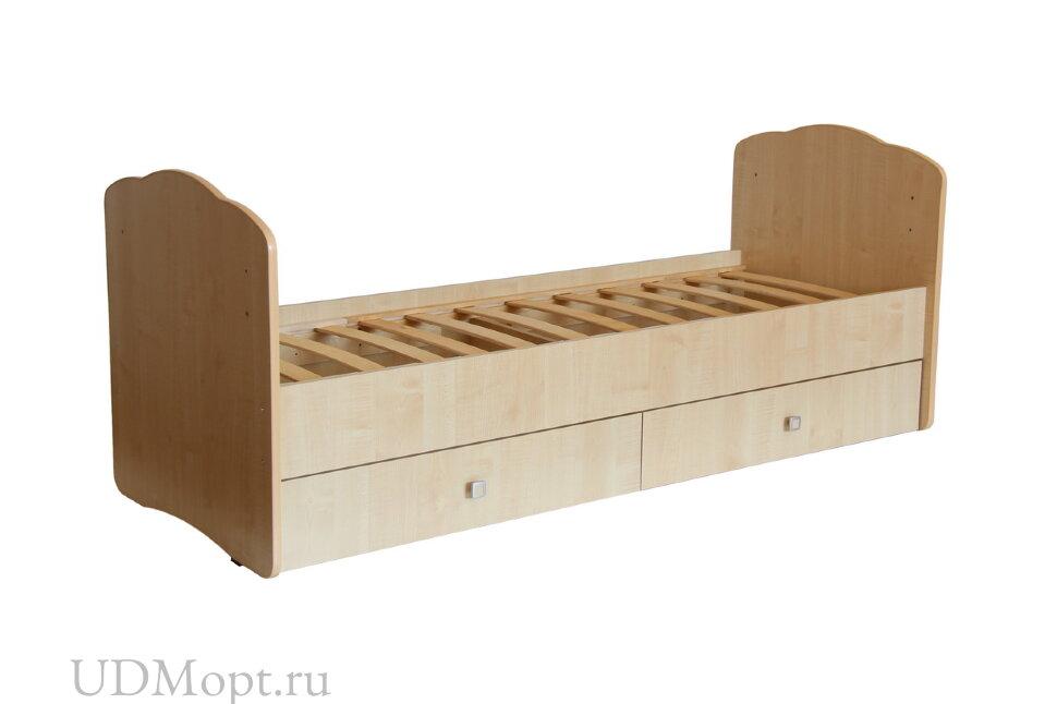 Кровать детская Фея 2100 клён оптом и в розницу