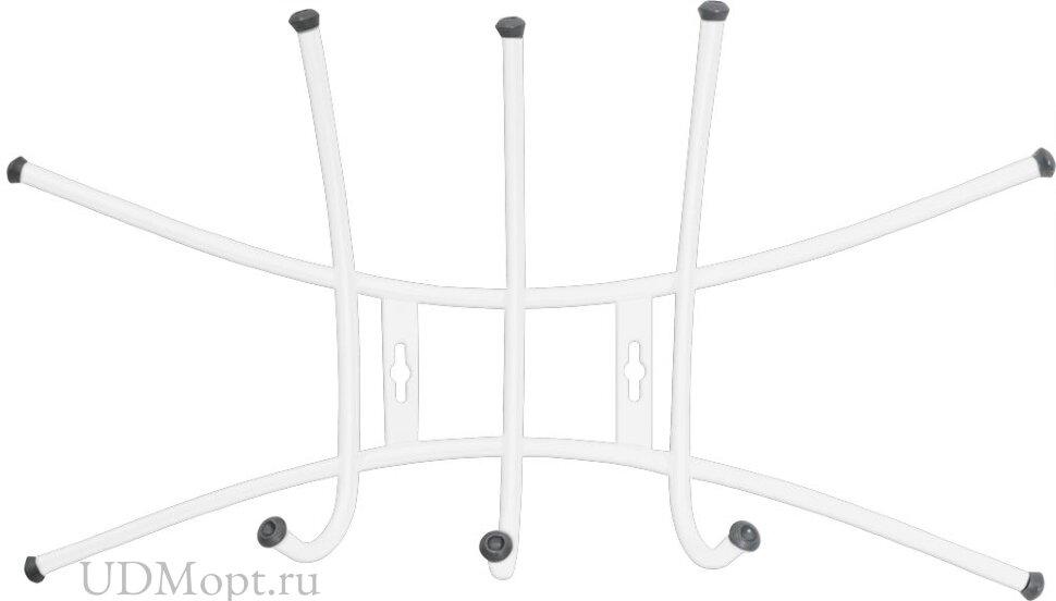 Вешалка настенная металлическая Ника-Премиум 1 оптом и в розницу