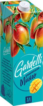 «Gardelli», нектар «Тропический манго» оптом и в розницу