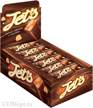 Конфета Jets, 42г оптом и в розницу