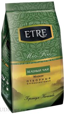 «ETRE», mao Feng чай зеленый крупнолистовой, 200г оптом и в розницу