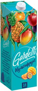 «Gardelli», нектар «Мультифрукт» оптом и в розницу