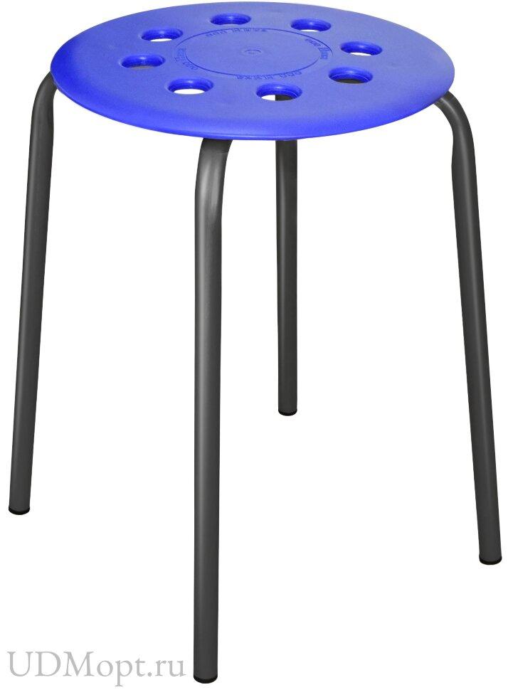 Табурет с пластмассовым сиденьем оптом и в розницу