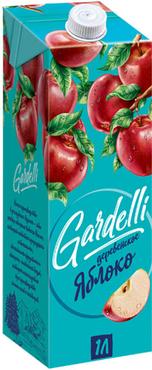 «Gardelli», нектар «Деревенское яблоко» оптом и в розницу