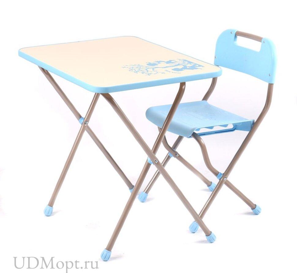 Комплект детской мебели Nika Ретро КПР оптом и в розницу
