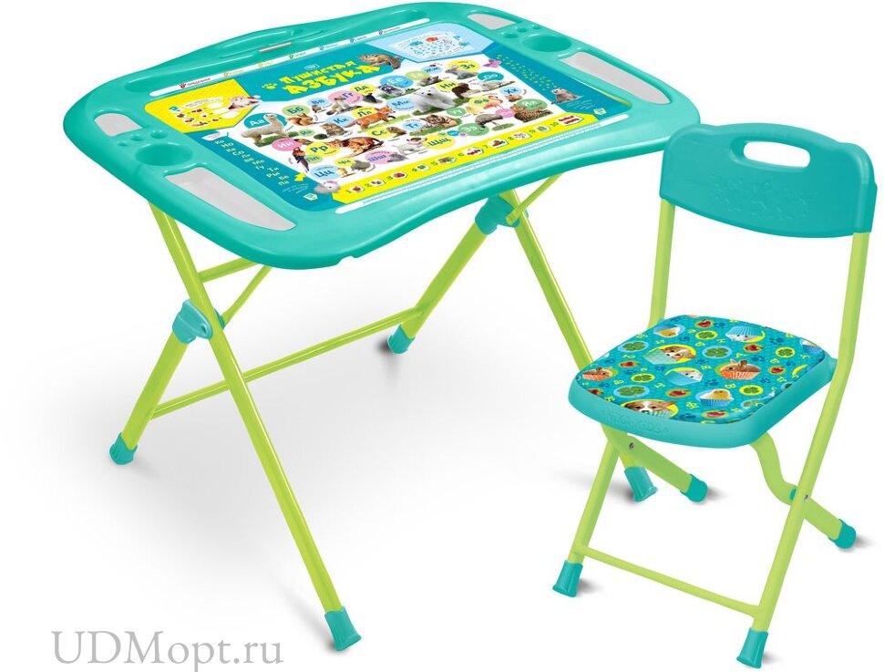 Комплект детской мебели Nika kids с партой NKP1 оптом и в розницу