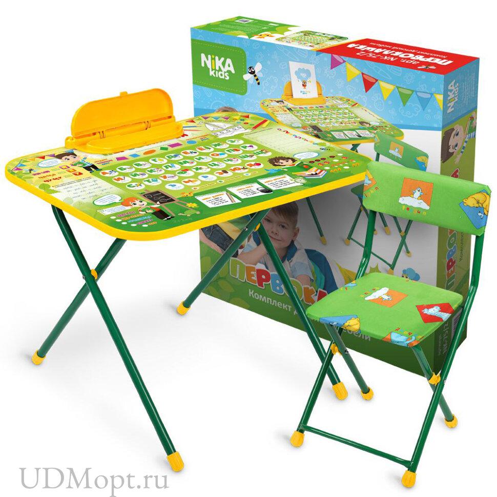 Комплект детской мебели Nika kids в подарочной упаковке NK-75 оптом и в розницу