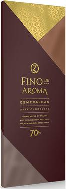 «OZera», горький шоколад Esmeraldas, 90г оптом и в розницу