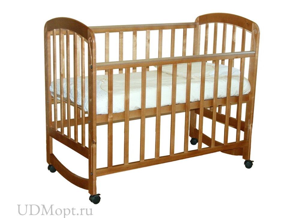 Кровать детская Фея 304 медовый оптом и в розницу