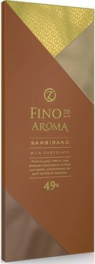 «OZera», молочный шоколад Sambirano, 90г оптом и в розницу