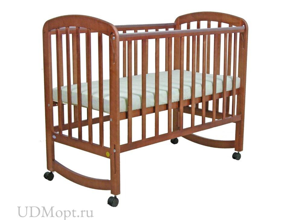 Кровать детская Фея 304 орех оптом и в розницу