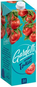 «Gardelli», нектар «Сочный томат» оптом и в розницу