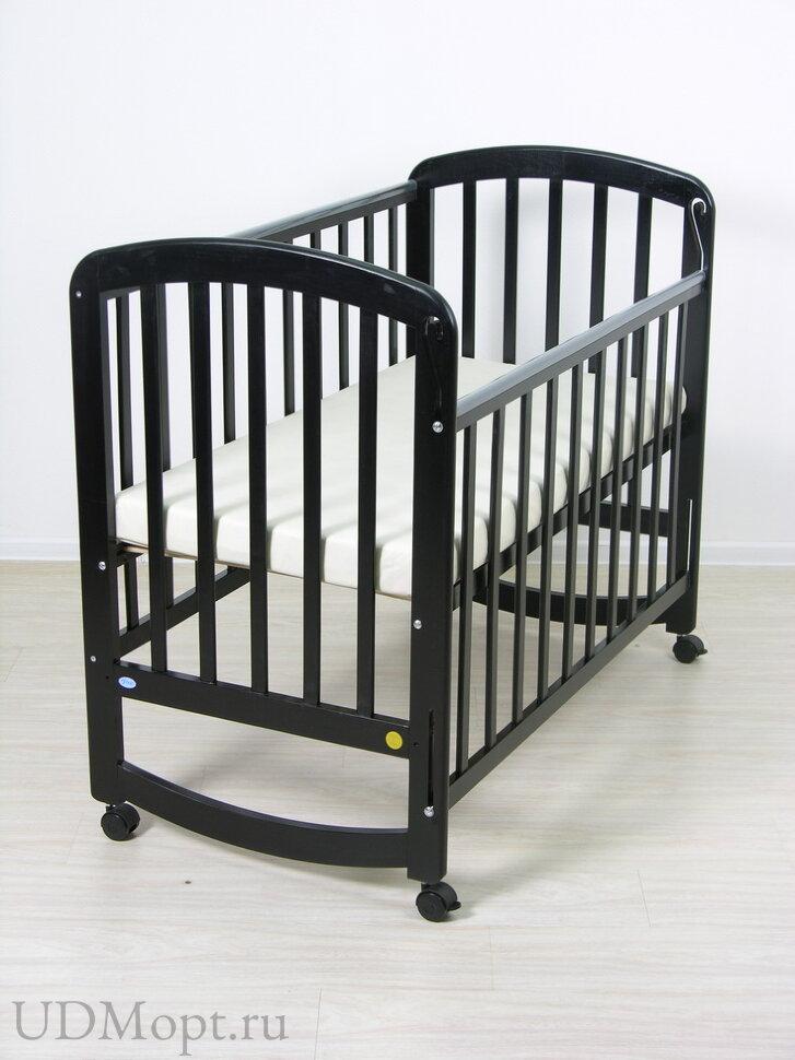 Кровать детская Фея 304 палисандр оптом и в розницу