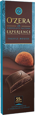 «OZera», шоколад Truffle Mousse, 93г оптом и в розницу
