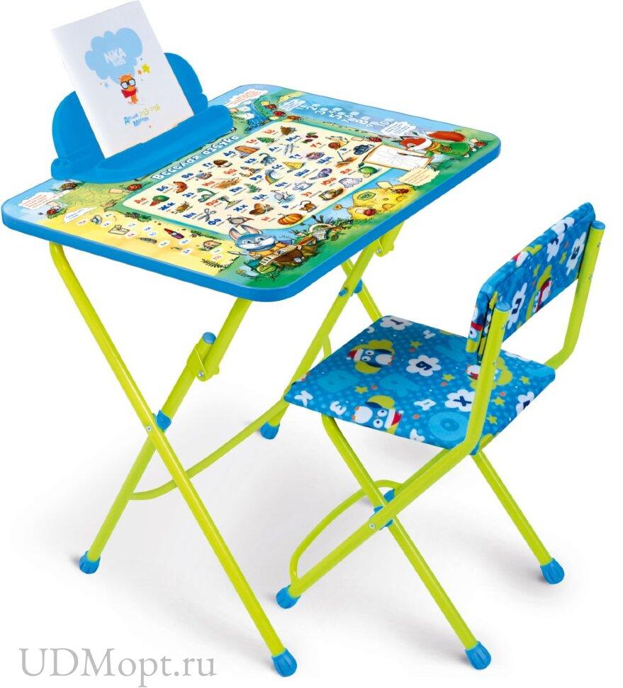 Комплект детской мебели Nika КУ2 с мягким сиденьем оптом и в розницу