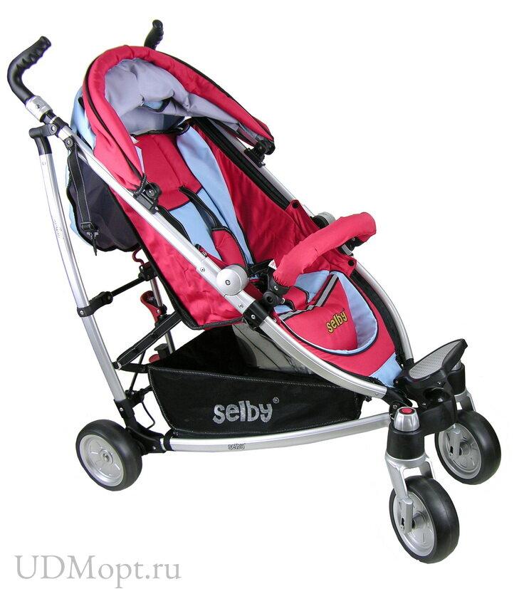 Детская коляска Selby NS-111 оптом и в розницу