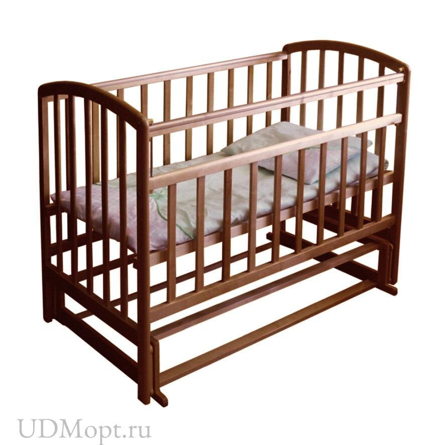 Кровать детская Фея 310 орех оптом и в розницу