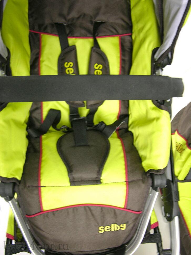 Детская коляска Selby NS-501 оптом и в розницу