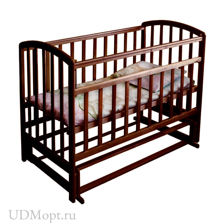 Кровать детская Фея 310 палисандр оптом и в розницу