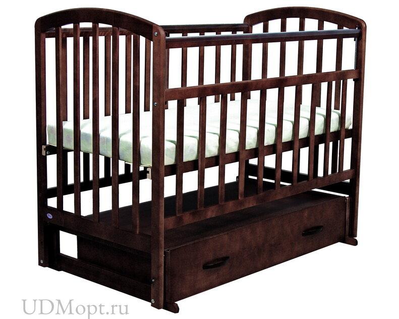Кровать детская Фея 311 палисандр оптом и в розницу