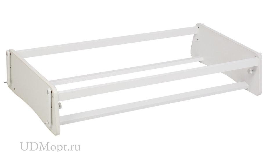 Маятник к кроватке детской Polini kids Simple 304, белый оптом и в розницу